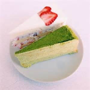 Slices of Cake at Lady M